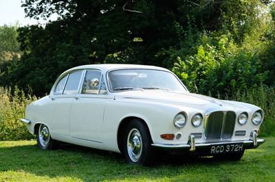 Lot 1969 Daimler Sovereign