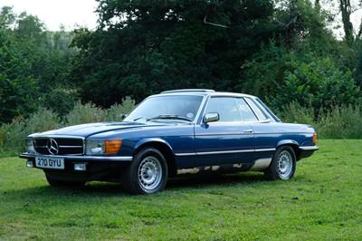 Lot 1979 Mercedes-Benz 450 SLC