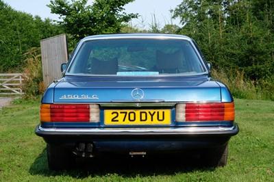 Lot 306 - 1979 Mercedes-Benz 450 SLC