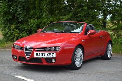 Lot 2007 Alfa Romeo Spider JTS