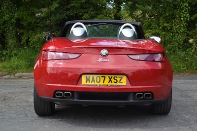 Lot 327 - 2007 Alfa Romeo Spider JTS