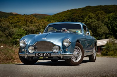 Lot 1959 Aston Martin DB MKIII