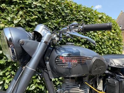 Lot 209 - 1953 Royal Enfield Bullet