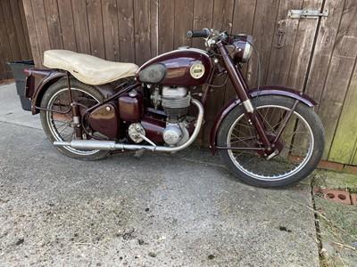 Lot 214 - 1957 Ariel Colt