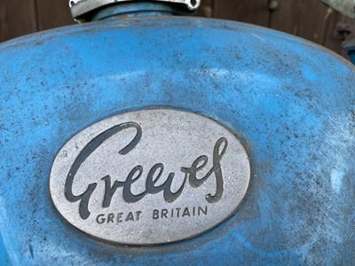 Lot 233 - 1964 Greeves Anglian