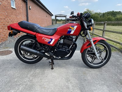 Lot 1983 Honda Ascot