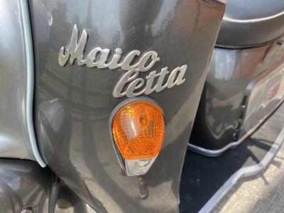 Lot 231 - 1959 Maicoletta