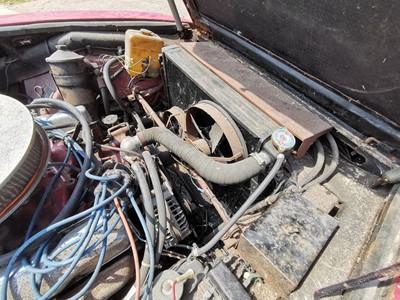Lot 61 - 1969 Jensen Interceptor MKI