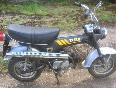 Lot 203 - 1978 Honda Dax ST70