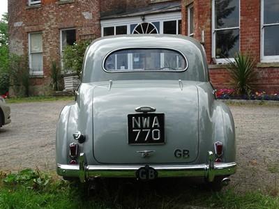 Lot 301 - 1951 Wolseley 4/50 Saloon