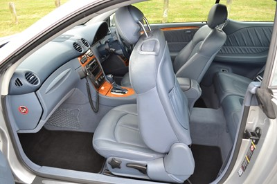 Lot 315 - 2003 Mercedes-Benz CLK 240 Elegance
