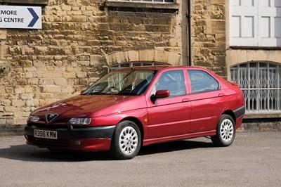Lot 312 - 1997 Alfa Romeo 146 Ti