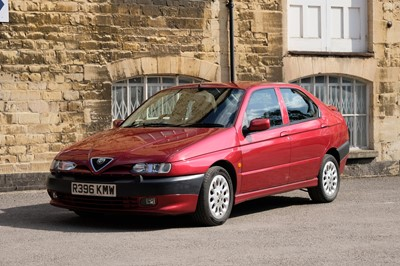 Lot 1997 Alfa Romeo 146 Ti