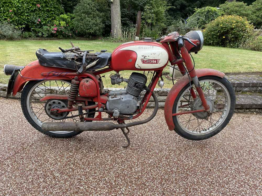 Lot 205 - 1958 Laverda Sport