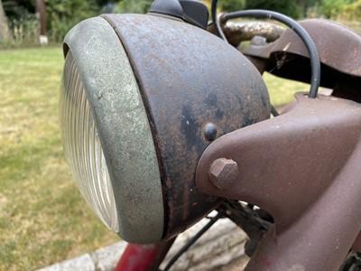 Lot 213 - 1955 Laverda Sport