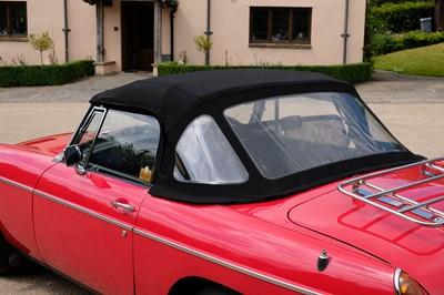 Lot 114 - 1967 MG MGB Roadster