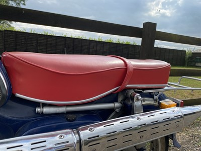 Lot 208 - 1962 Honda CS72 Dream