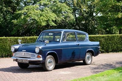 Lot 1966 Ford Anglia 105E Saloon