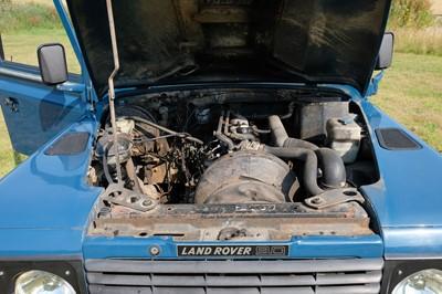Lot 308 - 1984 Land Rover 90 Pickup