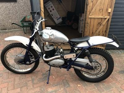 Lot 223 - 1963 Greeves 250 Scottish