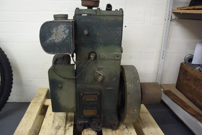 Lot Lister 22DH 1.5 HP Engine
