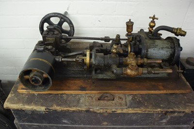 Lot Small Steam Engine