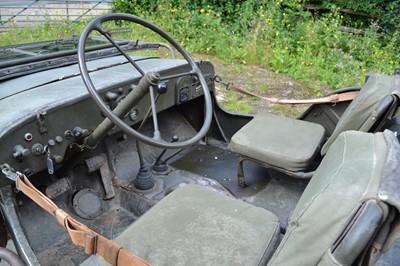 Lot 17 - 1943 Ford GPW Jeep