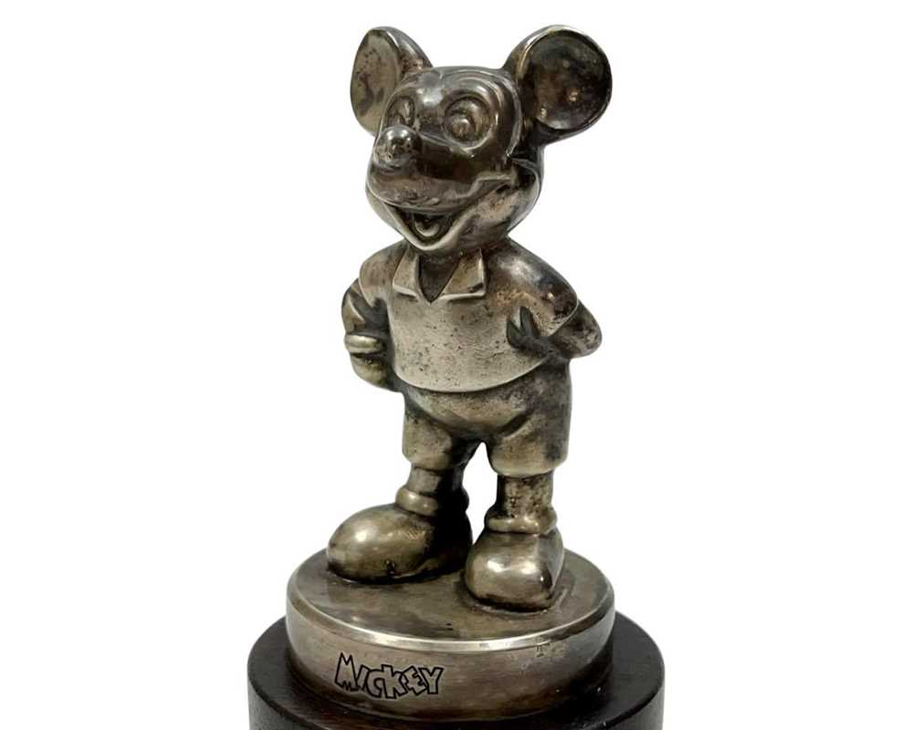 Lot 139 - 'Mickey Mouse' Accessory Mascot