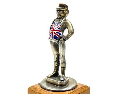 Lot 141 - 'John Bull' Accessory Mascot