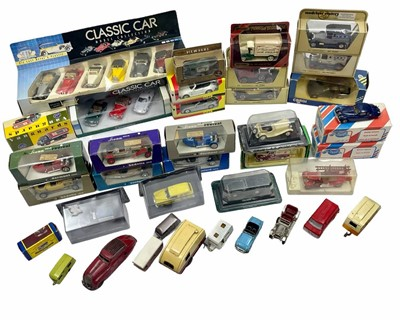 Lot 151 - Quantity of Boxed and Unboxed Models