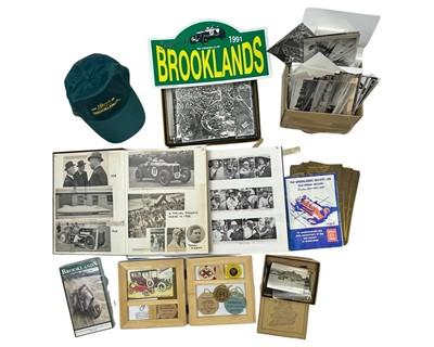 Lot 153 - Brooklands Ephemera