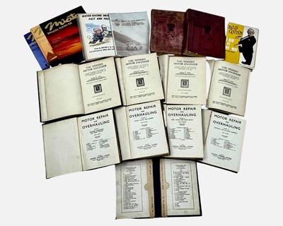 Lot 154 - Assorted Literature
