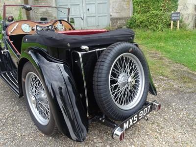 Lot 68 - 1939 MG TB