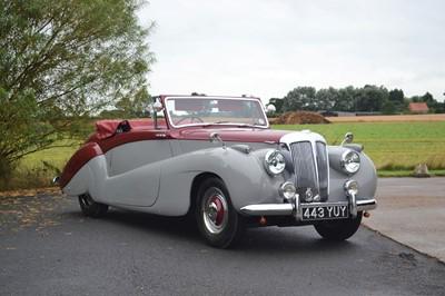 Lot 34 - 1951 Daimler DB18 Special Sports
