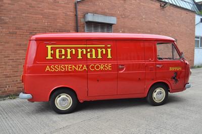 Lot 106 - 1969 Fiat 238 B Van