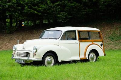 Lot 319 - 1971 Morris Minor 1000 'Traveller'