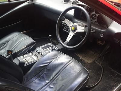 Lot 15 - 1979 Ferrari 308 GTB