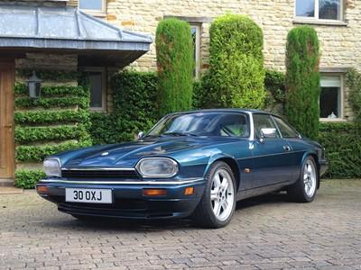Lot 44 - 1993 Jaguar XJS 4.0 'Hatchback'