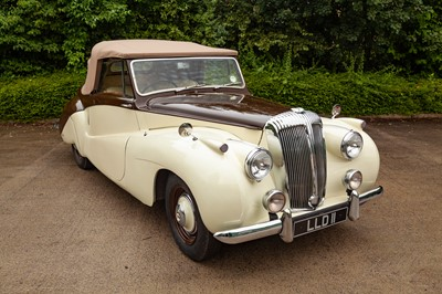 Lot 351 - 1950 Daimler DB18 Special Special Sports