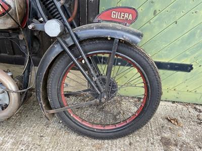 Lot 1938 Gilera