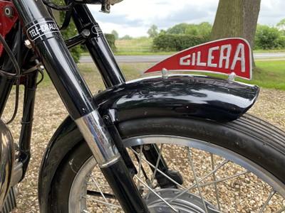 Lot 1957 Gilera 175