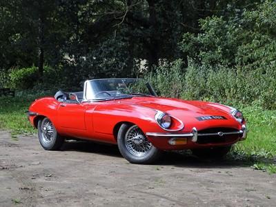 Lot 79 - 1970 Jaguar E-Type 4.2 Roadster