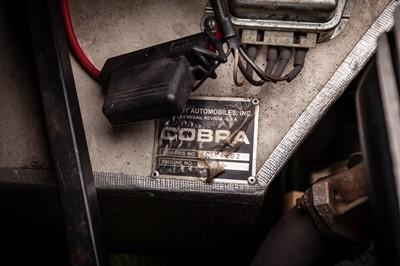 Lot 13 - 1965/2004  Shelby AC Cobra 427 CSX Carbon Fibre