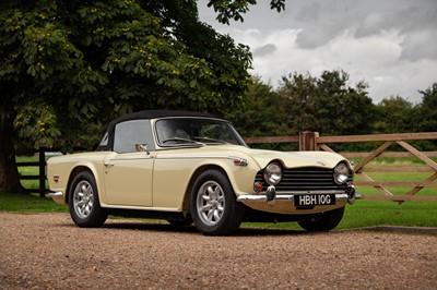 Lot 58 - 1969 Triumph TR5