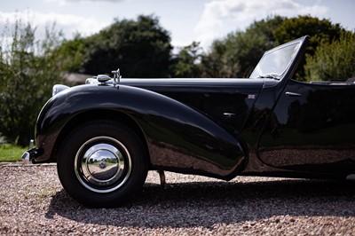 Lot 6 - 1948 Triumph 2000 Roadster