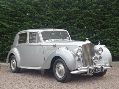 Lot 57 - 1947 Bentley MK VI Saloon