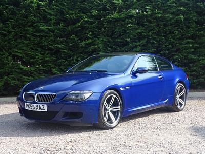 Lot 52 - 2005 BMW M6