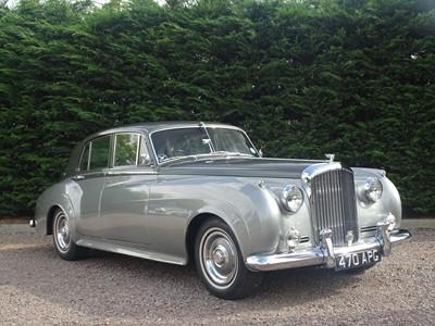 Lot 55 - 1956 Bentley S1 Saloon