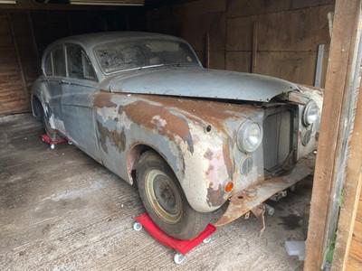 Lot 91 - 1958 Jaguar MK IX