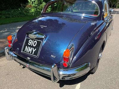 Lot 60 - 1960 Jaguar Mk II 3.8